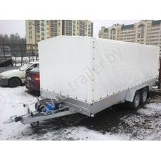 Прицеп-лафет Rydwan EURO B2600/2/L8/3