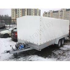 Прицеп-лафет Rydwan EURO B3000/2/L8/3